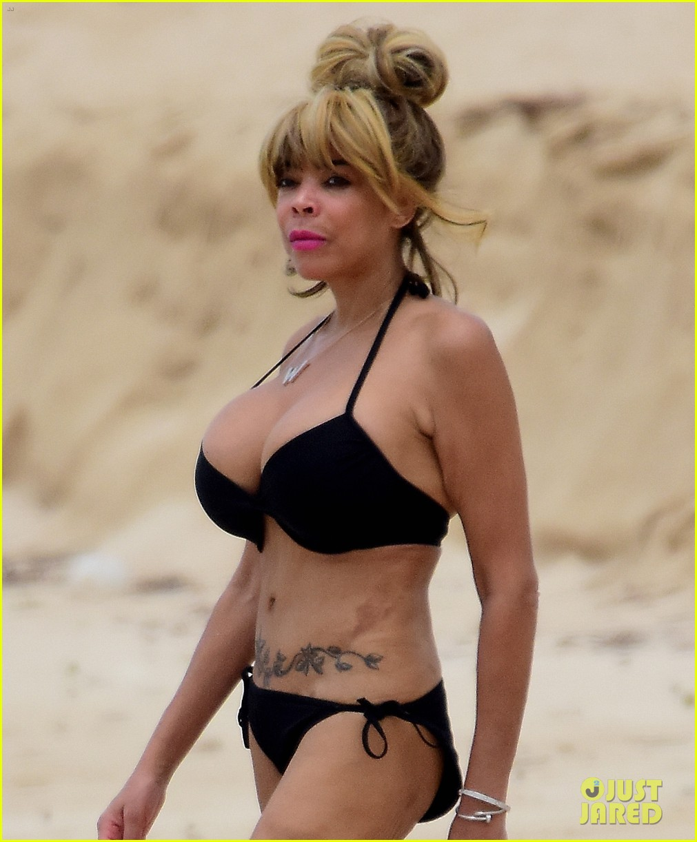 Bikini Wendy Williams naked (69 photos), Topless, Cleavage, Feet, butt 2017