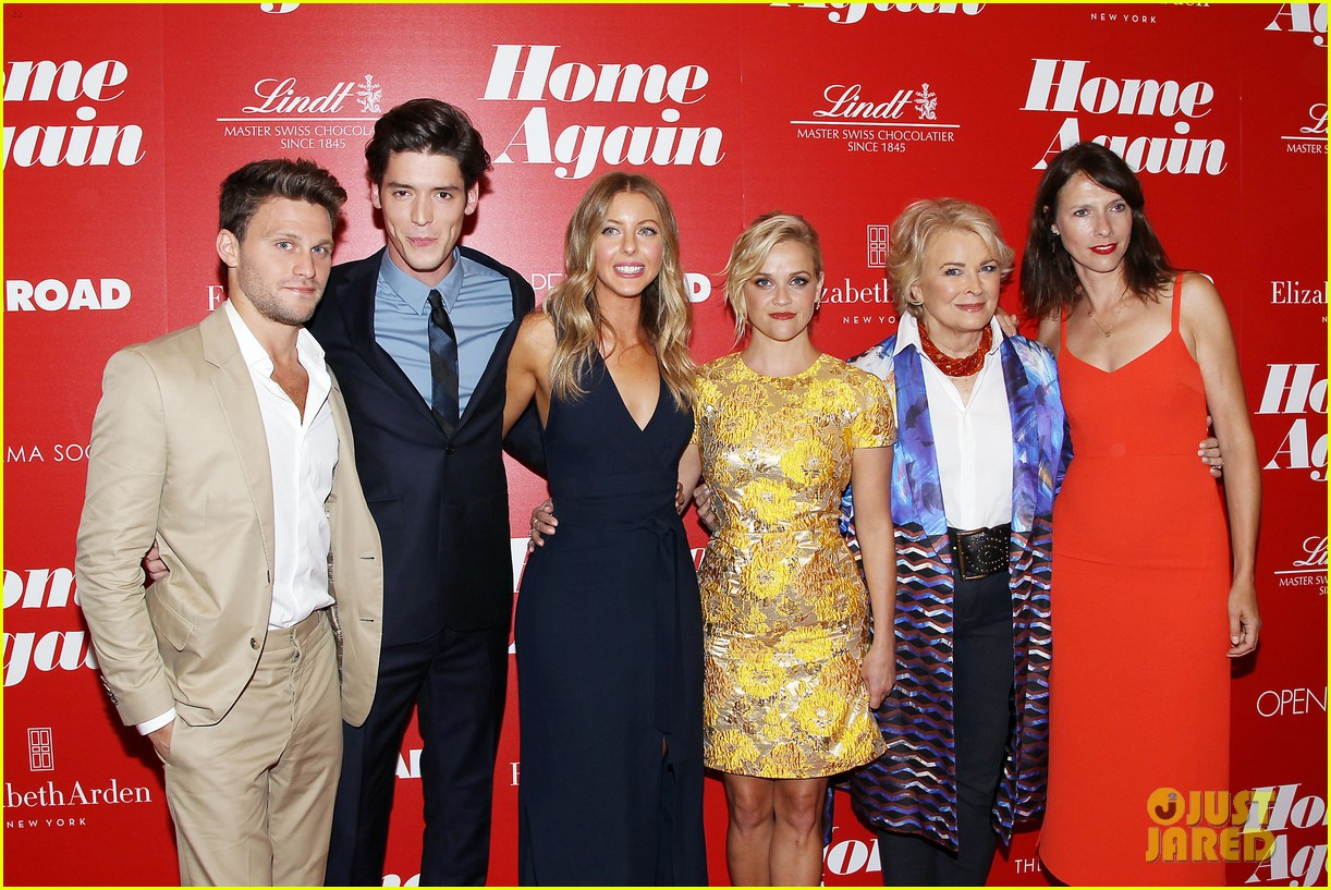 Reese Witherspoon Attends Home Again Screening In Nyc Photo