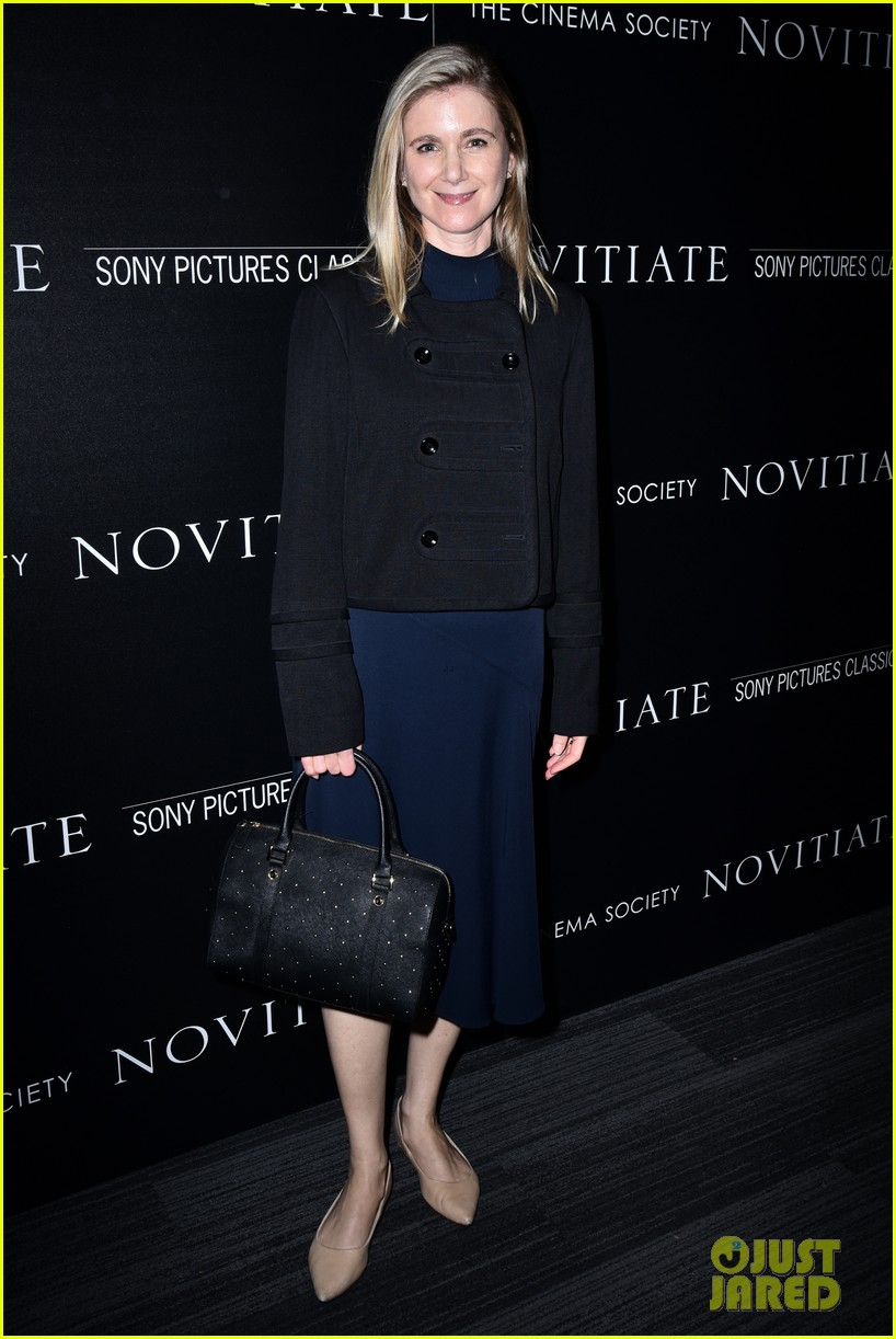 dianna agron and margaret qualley stun at novitiate screening 163978973