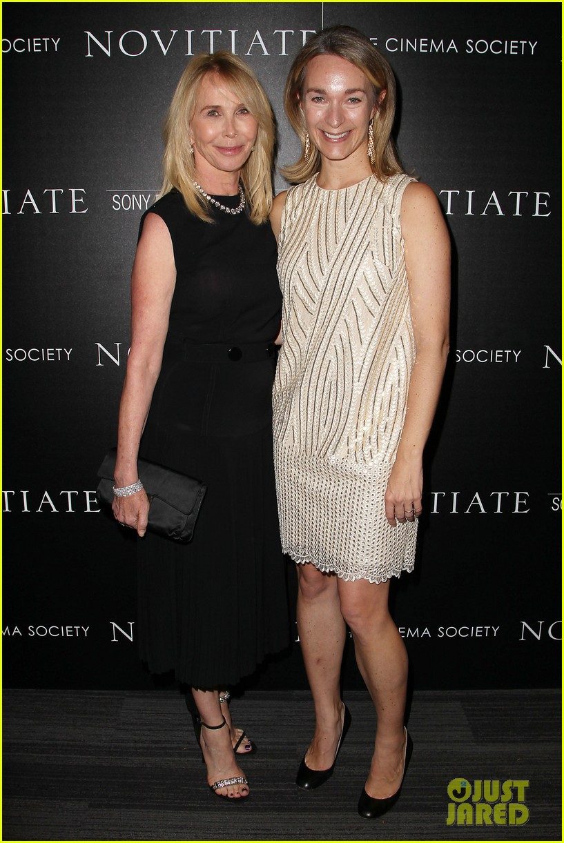 dianna agron and margaret qualley stun at novitiate screening 283978985