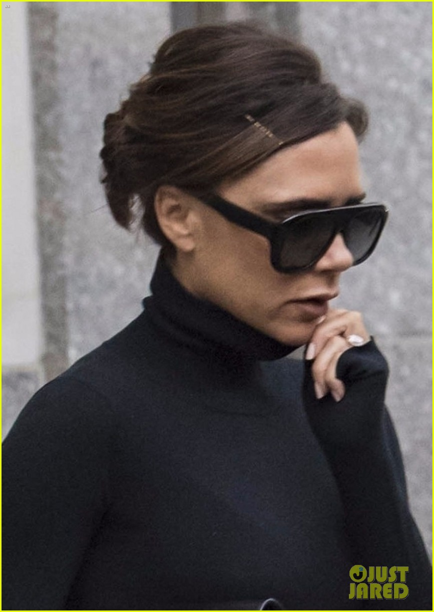 victoria beckham heads out to visit son brooklyn in nyc 033971160