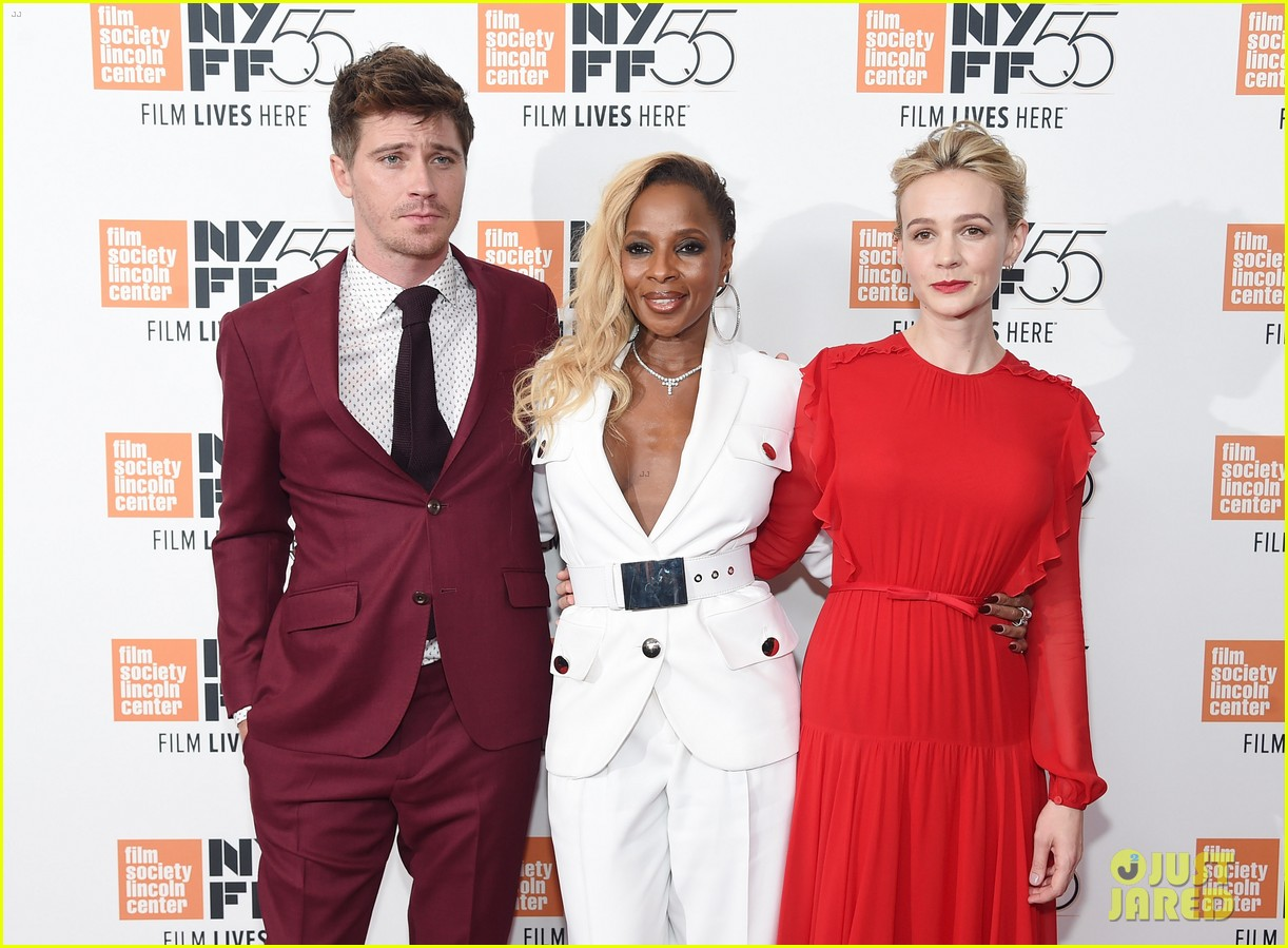mary j blige carey mulligan premiere mudbound in nyc 053971779