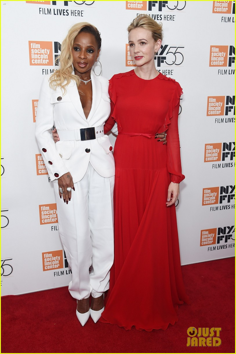 mary j blige carey mulligan premiere mudbound in nyc 163971790