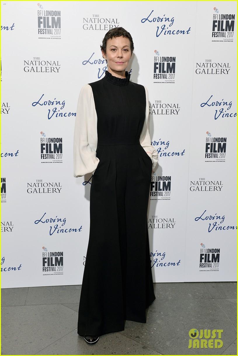 douglas booth suits up for loving vinent bfi london film fest premiere 113970428