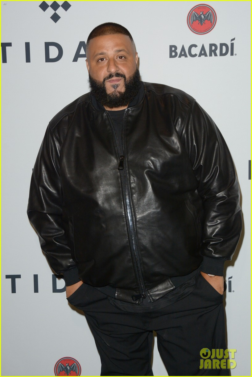 chris brown lin manuel miranda dj khaled hit stage at tidal x brooklyn concert 163974446