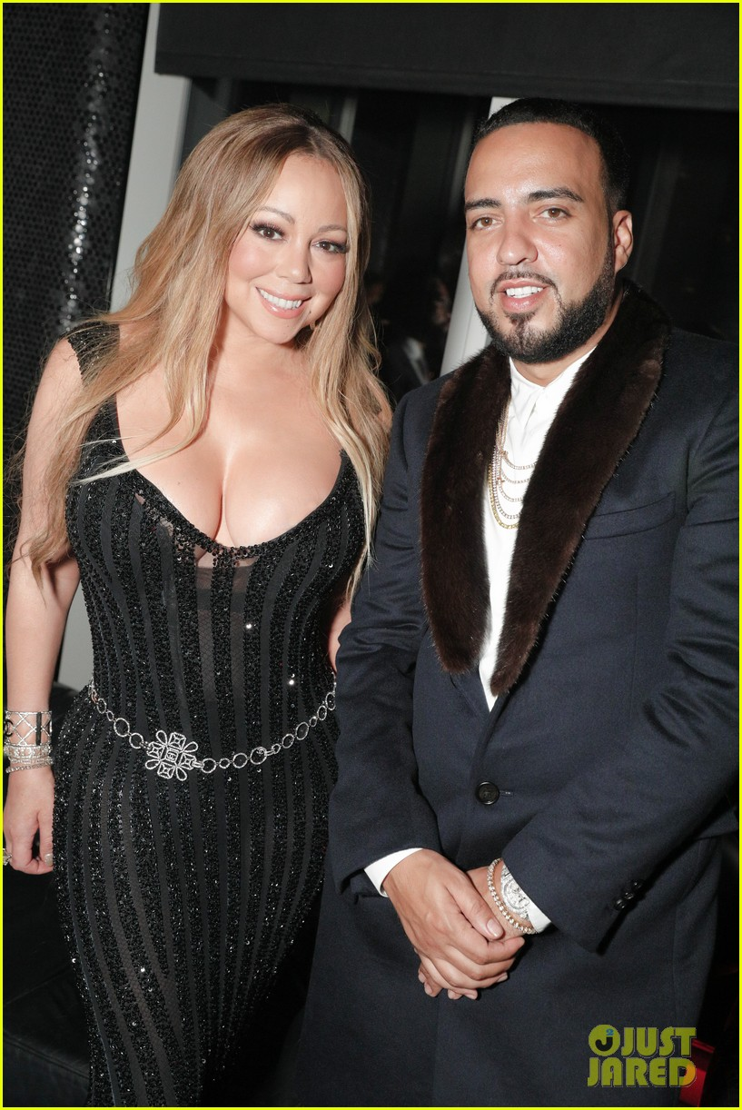 mariah carey buddies up with alex pettyfer at karl lagerfelds intimate dinner 653977154
