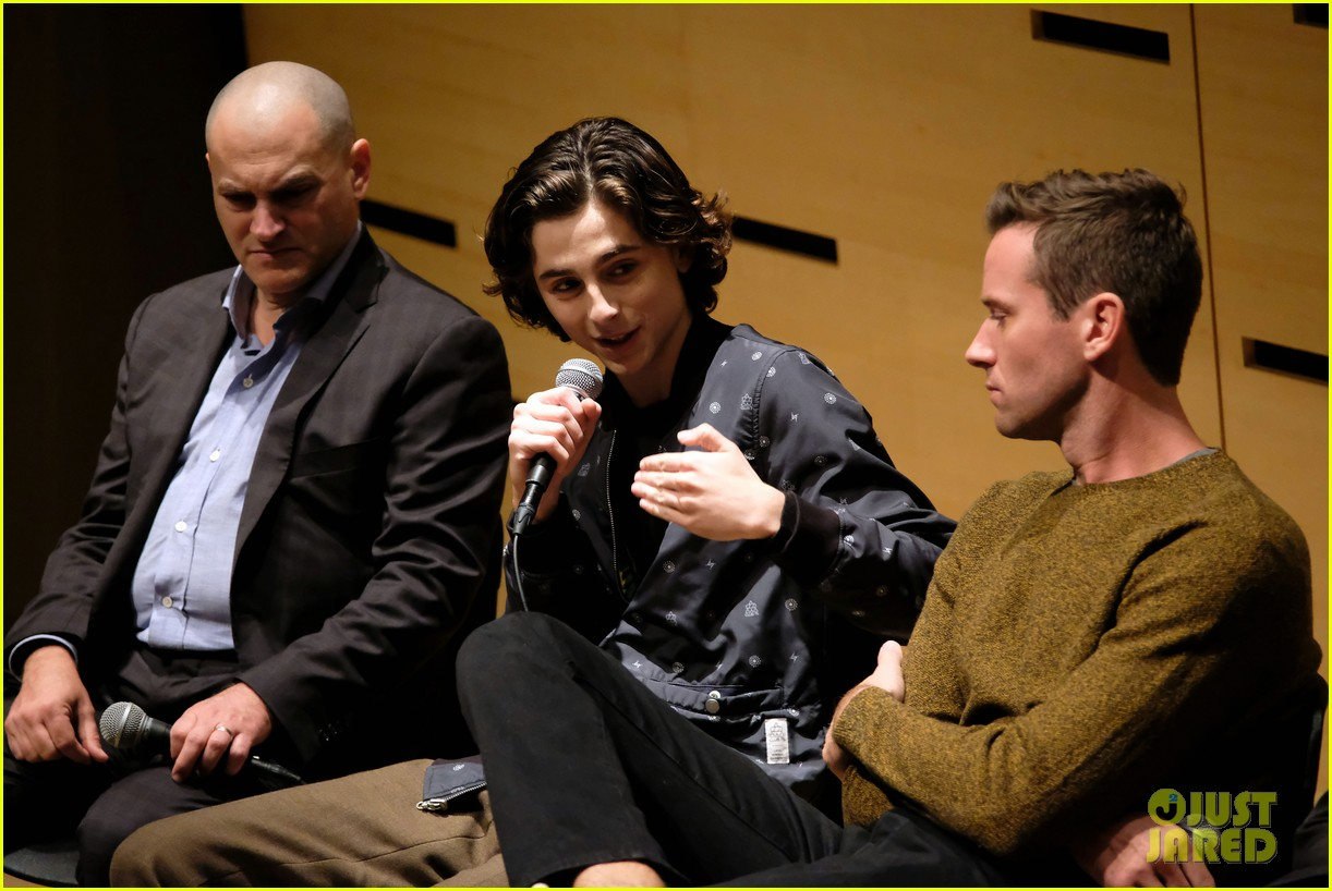 timothee chalamet says he was quite nervous to film racy scene in call me 163968546
