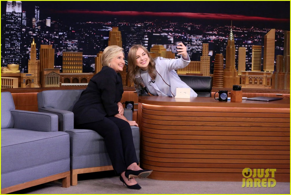 hillary clinton on tonight show i want our country to understand how resilient 023968472