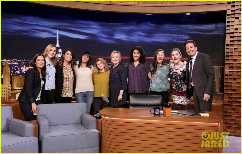 hillary clinton on tonight show i want our country to understand how resilient 043968474
