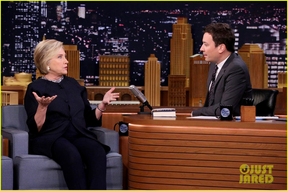 hillary clinton on tonight show i want our country to understand how resilient 053968475