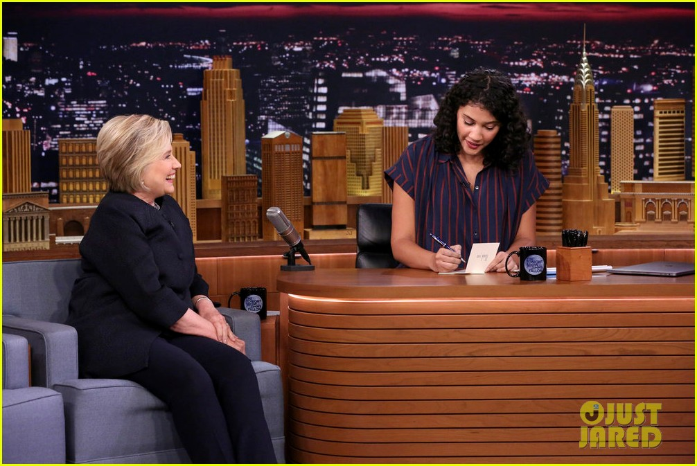 hillary clinton on tonight show i want our country to understand how resilient 073968477