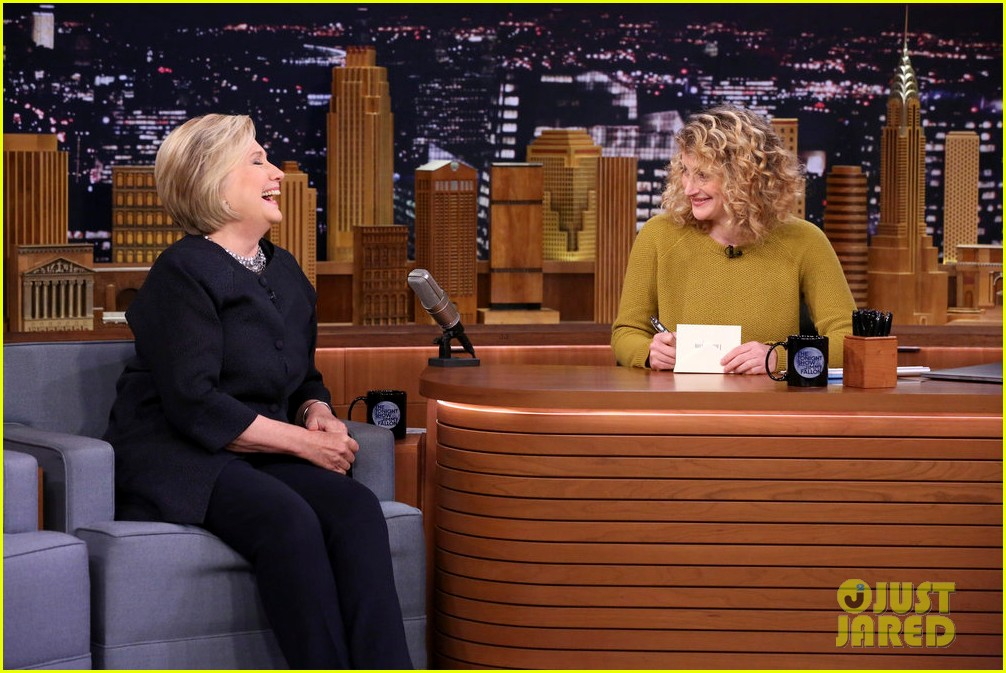 hillary clinton on tonight show i want our country to understand how resilient 083968478