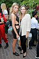 laverne cox elizabeth olsen more go glam for cfda tea party in la 05