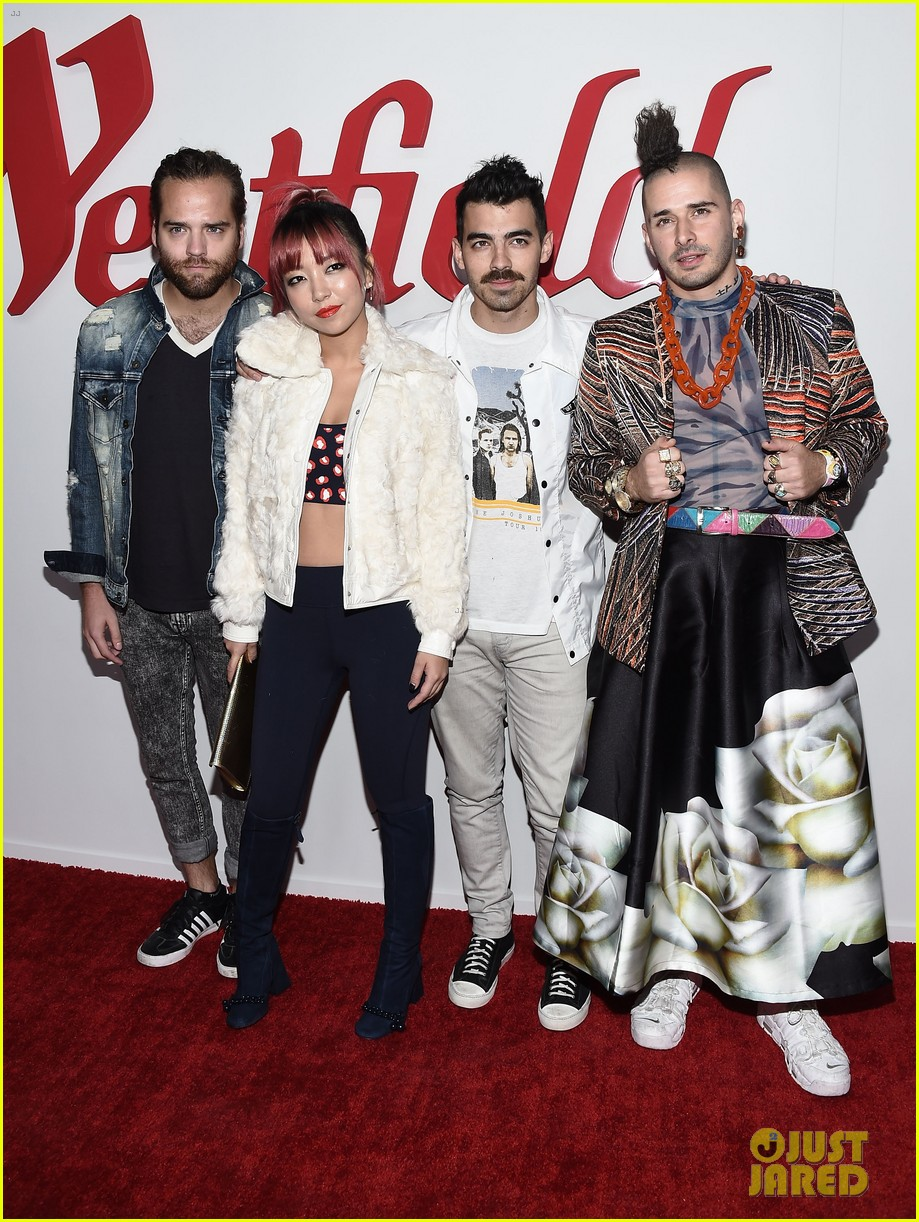 dnce william and more celebrate westfield century city reopening 013968197