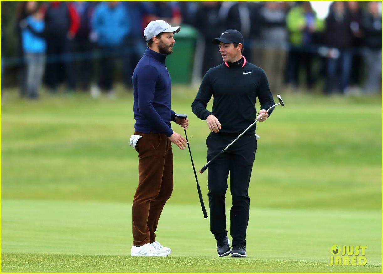 jamie dornan golfing scotland 033969611