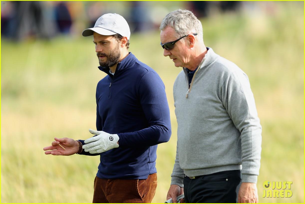jamie dornan golfing scotland 063969614