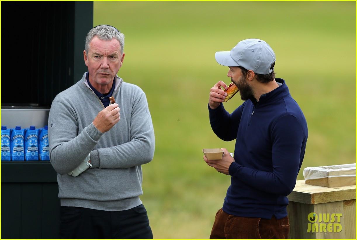 jamie dornan golfing scotland 183969626