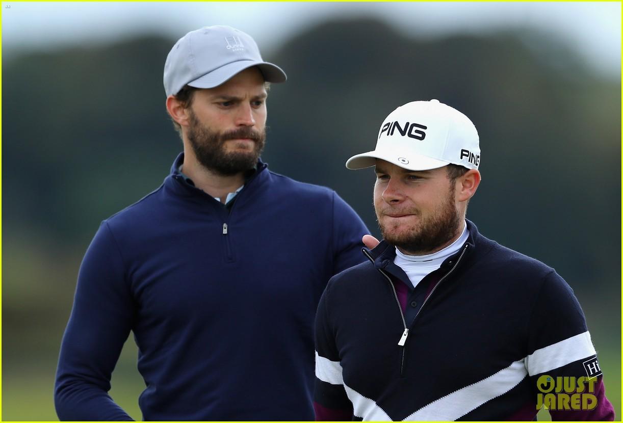 jamie dornan golfing scotland 203969628