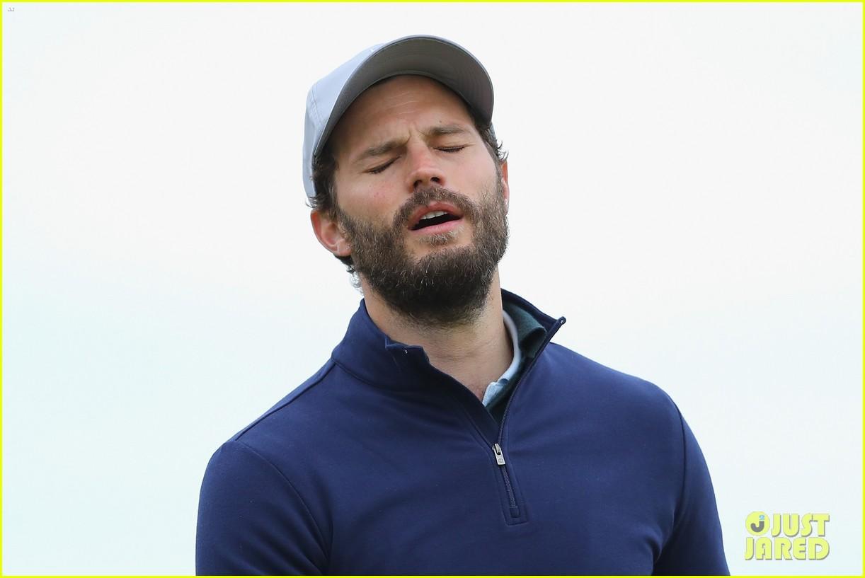 jamie dornan golfing scotland 223969630