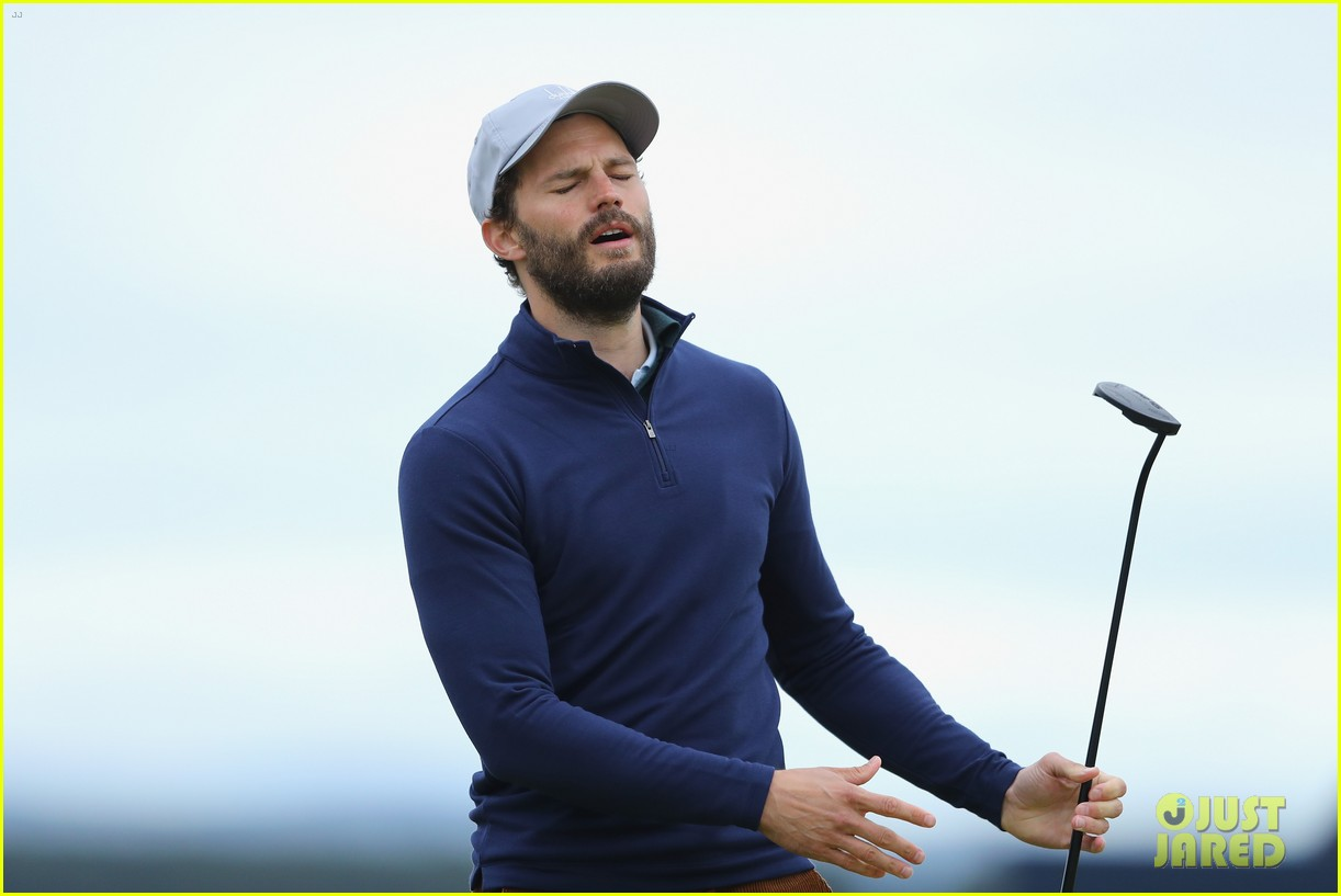 jamie dornan golfing scotland 243969632