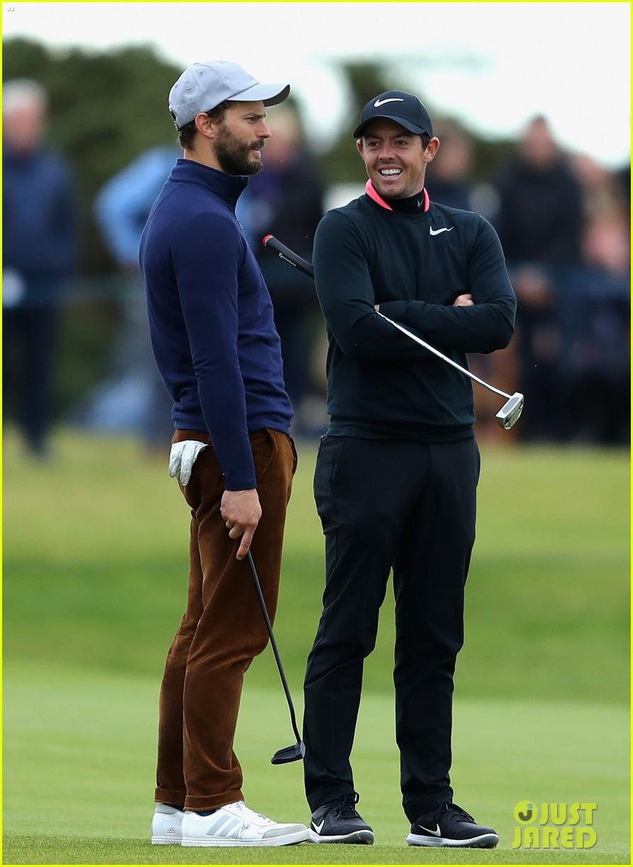 jamie dornan golfing scotland 343969642