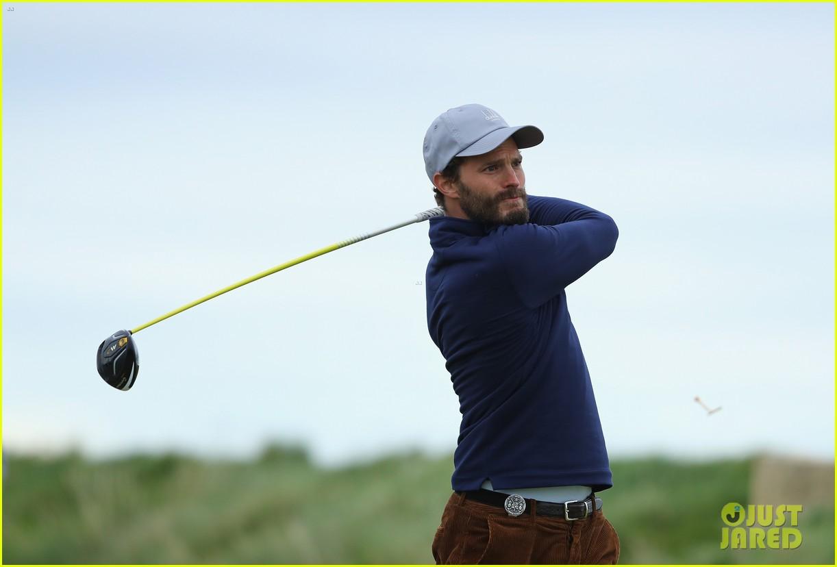 jamie dornan golfing scotland 353969643