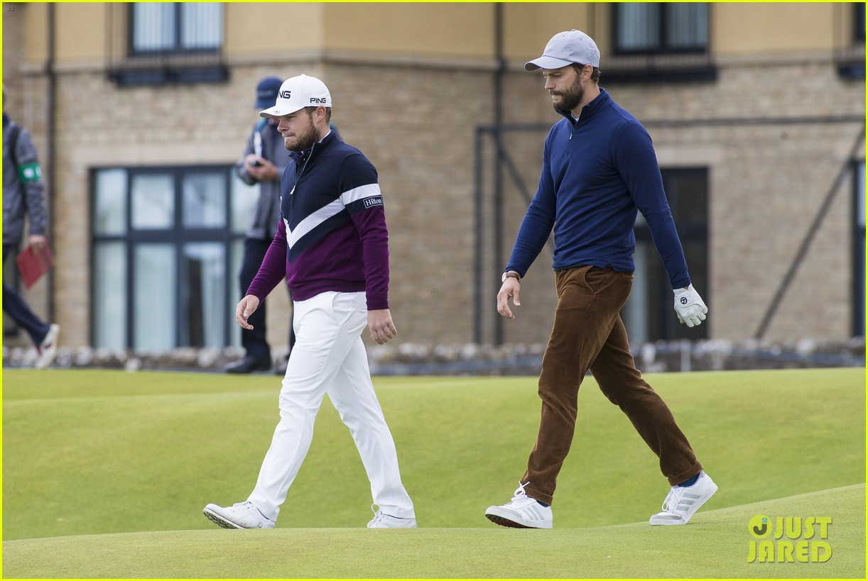 jamie dornan golfing scotland 443969652