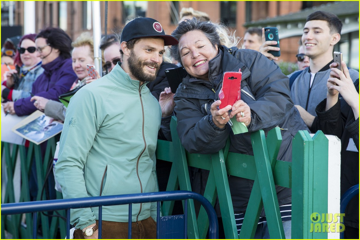 jamie dornan plays in alfred dunhill golf championship 043968655