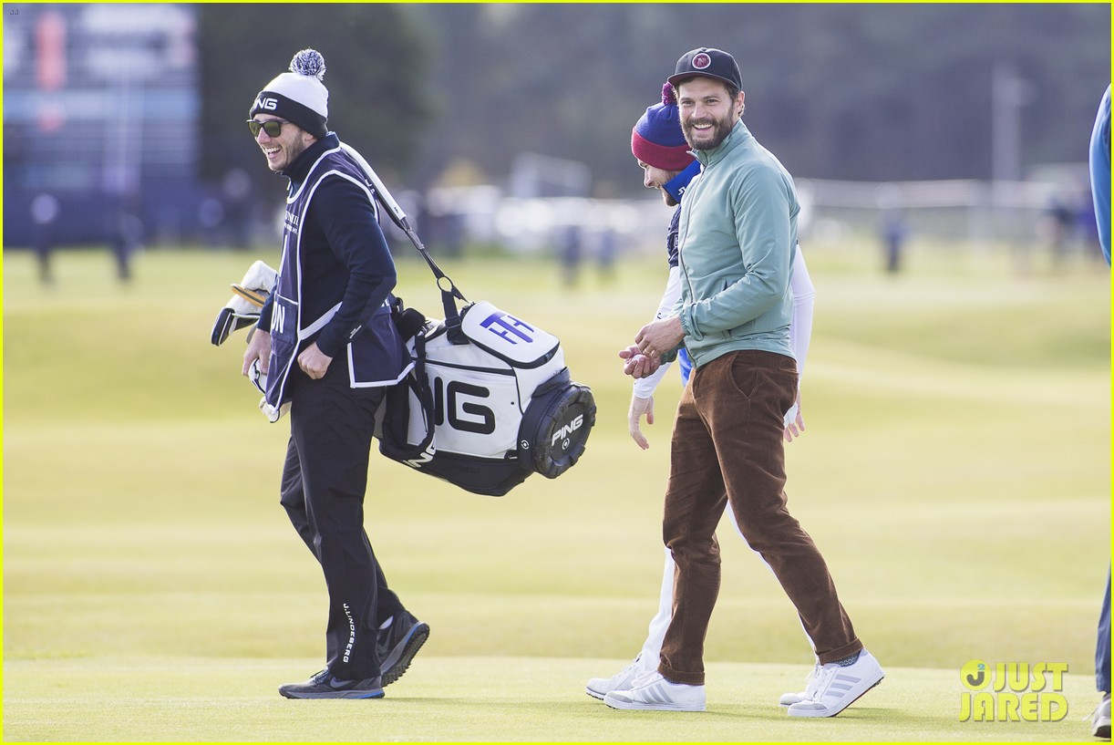 jamie dornan plays in alfred dunhill golf championship 113968662