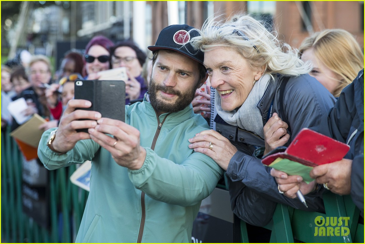 jamie dornan plays in alfred dunhill golf championship 363968687