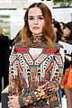 zoey deutch attends valentino show at paris fashion week 09