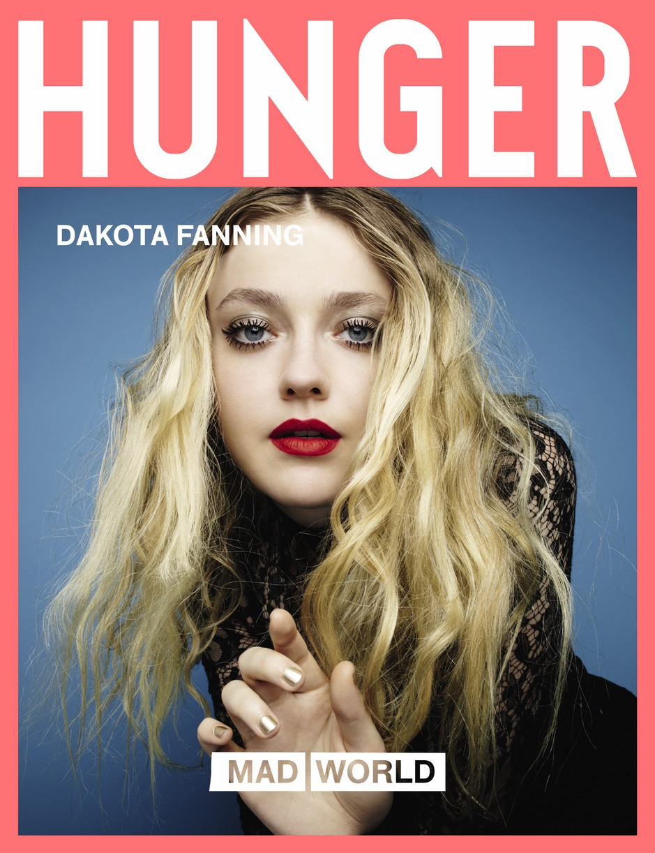 dakota fanning hunger magazine 023968488