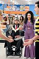 america ferrera dresses as selena for superstore halloween episode 01