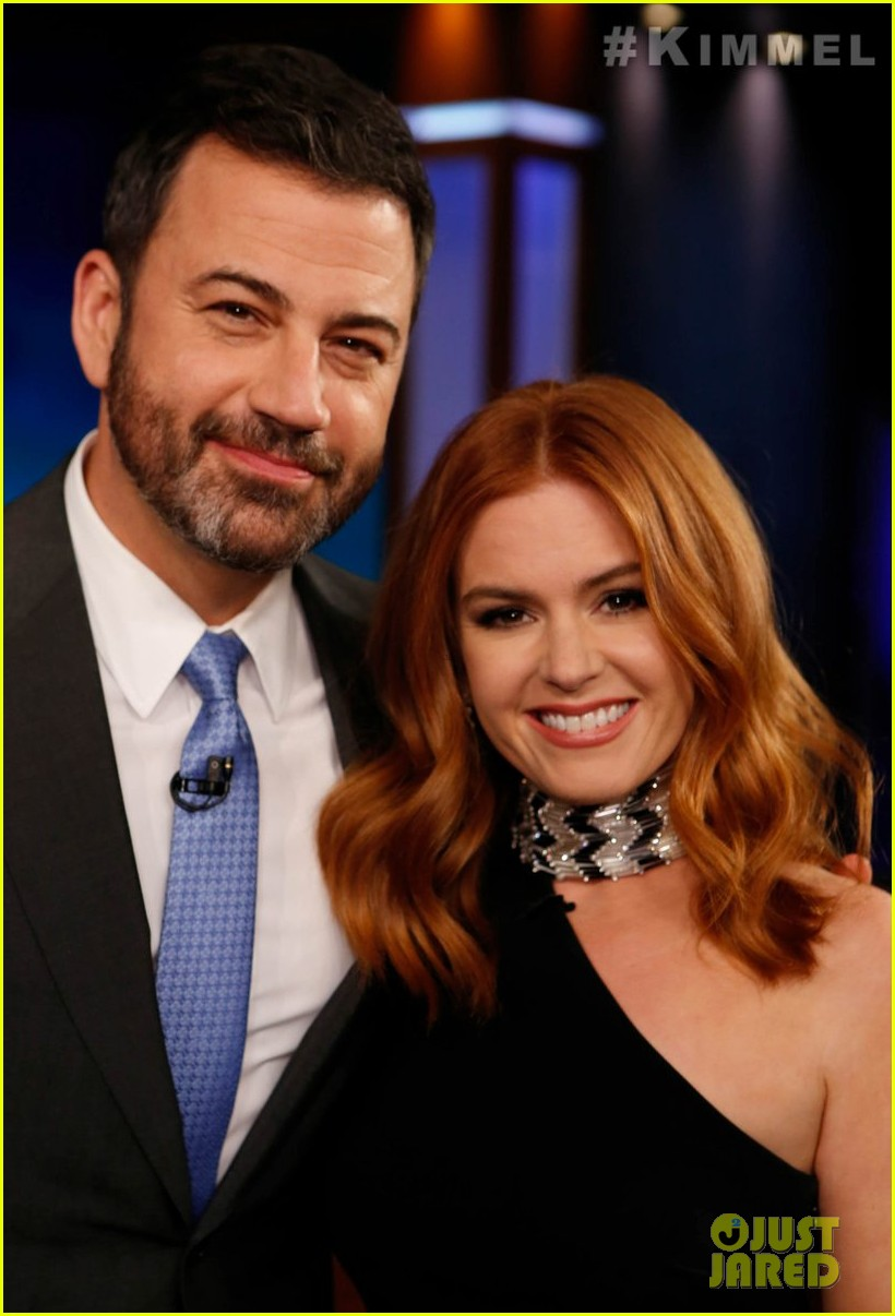 isla fisher delivers hilarious im not amy adams psa on jimmy kimmel 023969006