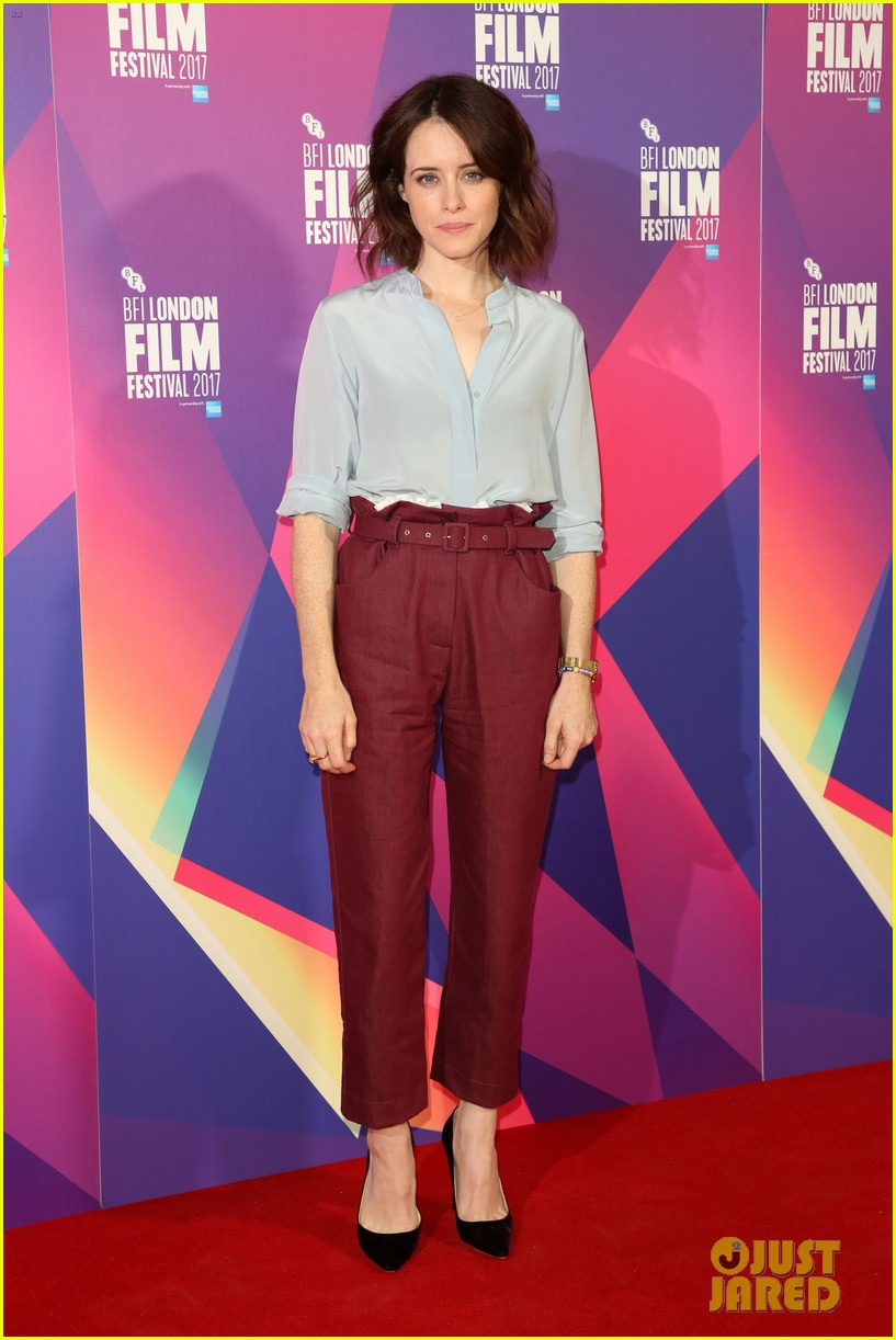 andrew garfield claire foy open bfi london film fest with breathe premiere 253968129