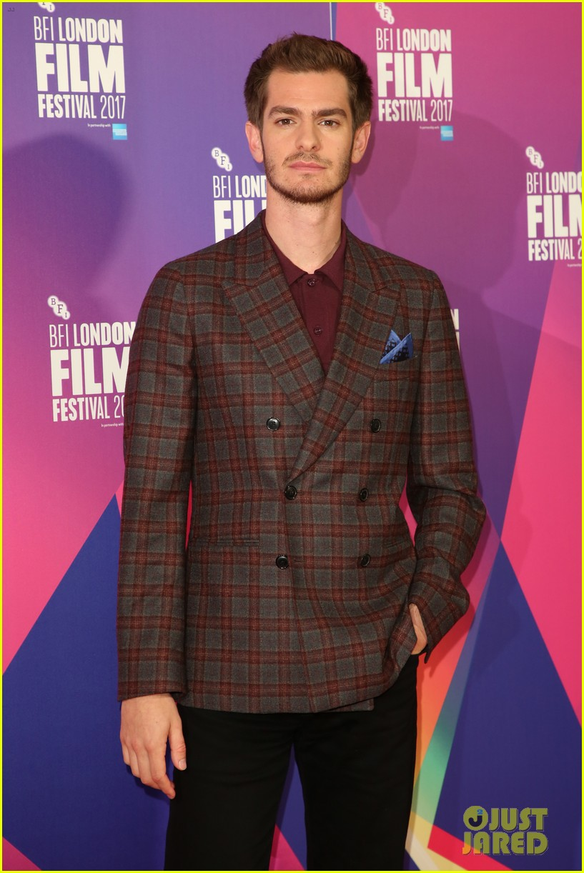 andrew garfield claire foy open bfi london film fest with breathe premiere 293968133