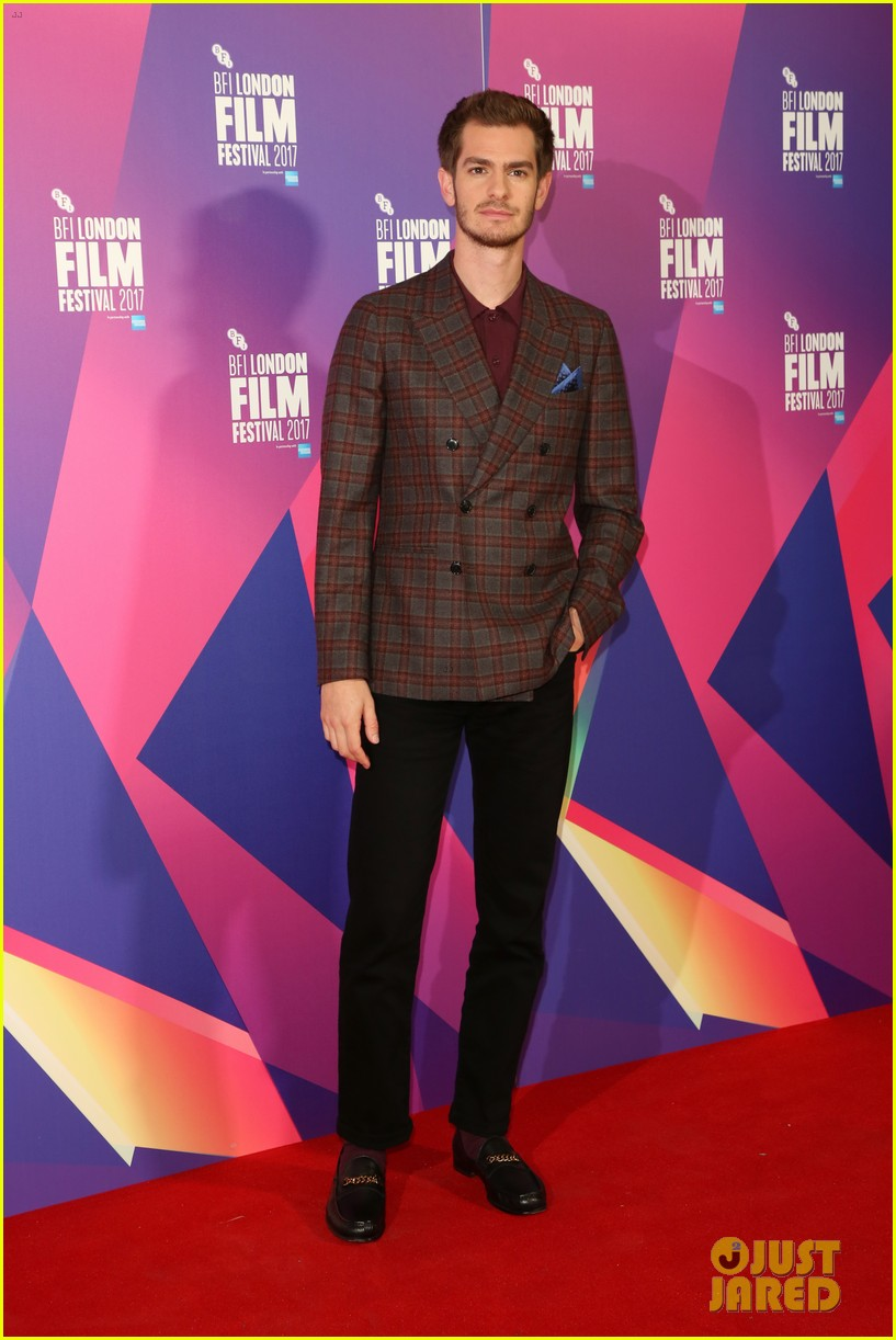 andrew garfield claire foy open bfi london film fest with breathe premiere 303968134