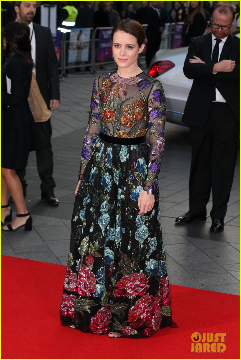 andrew garfield claire foy open bfi london film fest with breathe premiere 403968144