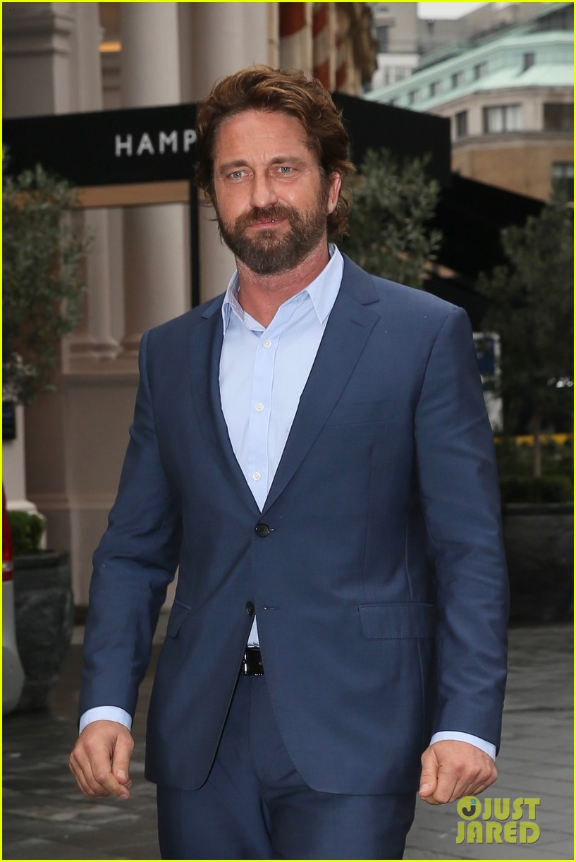 gerard butler capital radio london 063975083