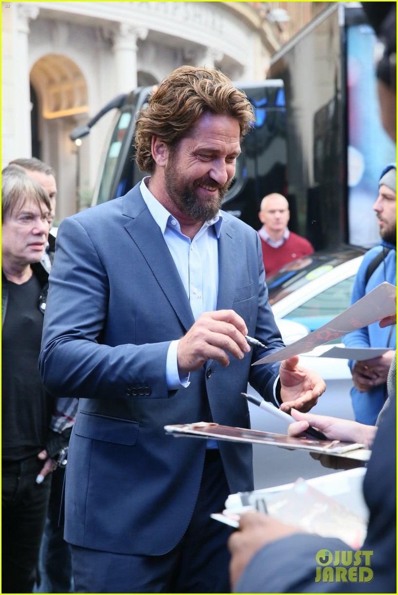 gerard butler capital radio london 103975087