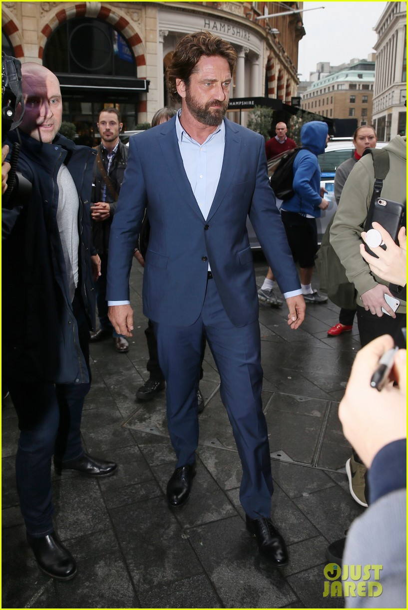 gerard butler capital radio london 133975090
