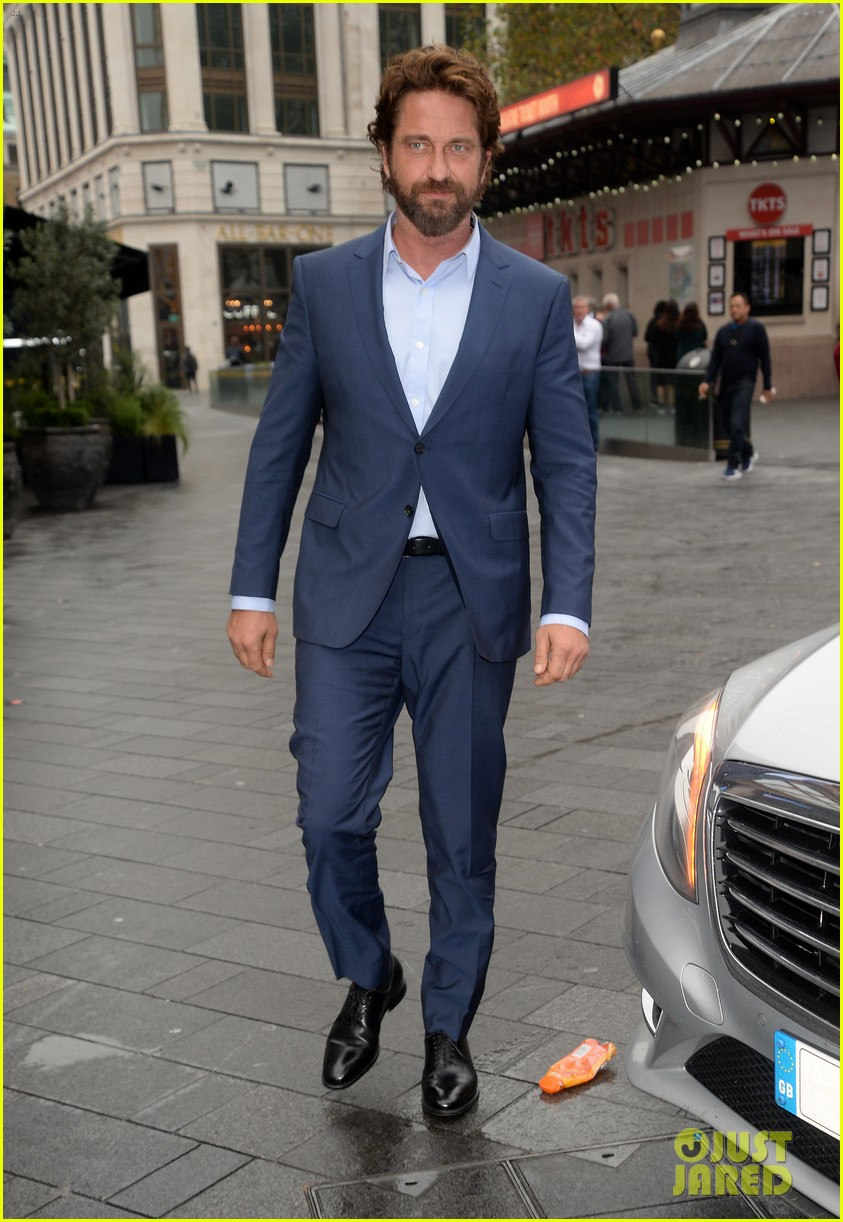 gerard butler capital radio london 393975116