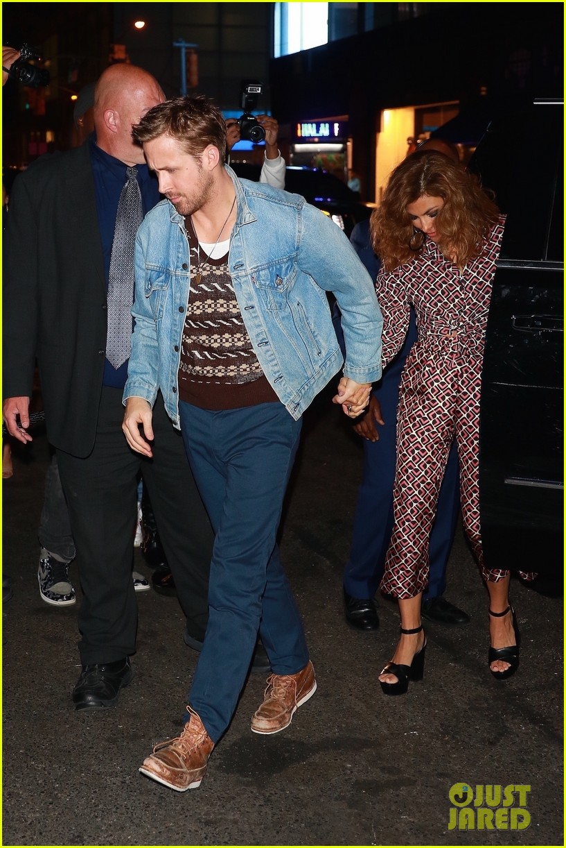 ryan gosling eva mendes rare appearance out 083966651