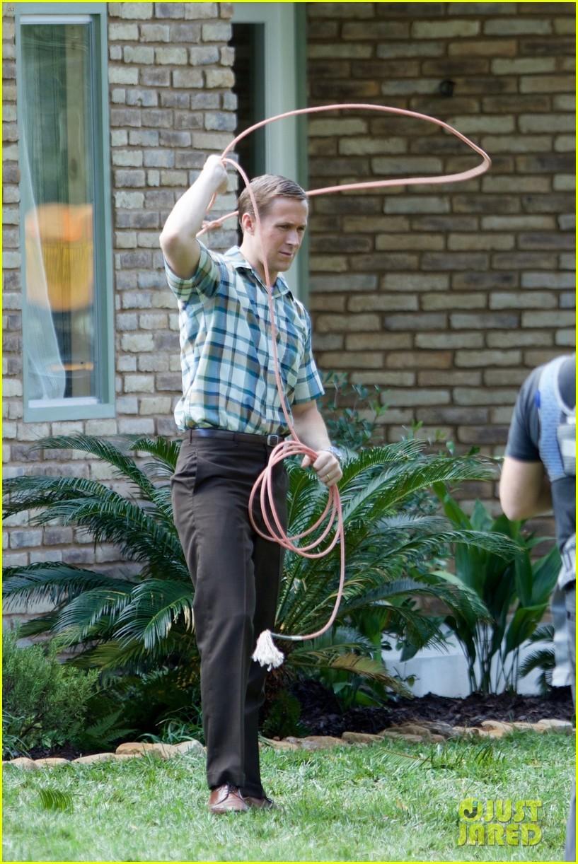 ryan gosling lasso toy horse 033977032