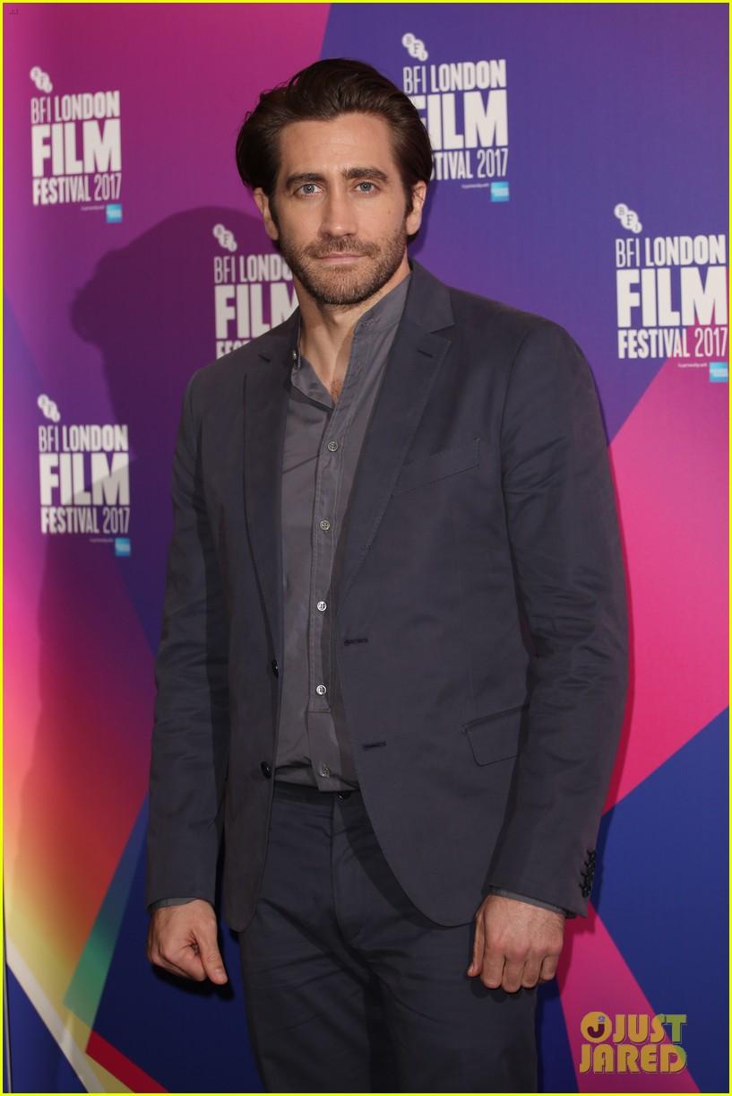 jake gyllenhaal brings stronger to london film festival 2017 023968571