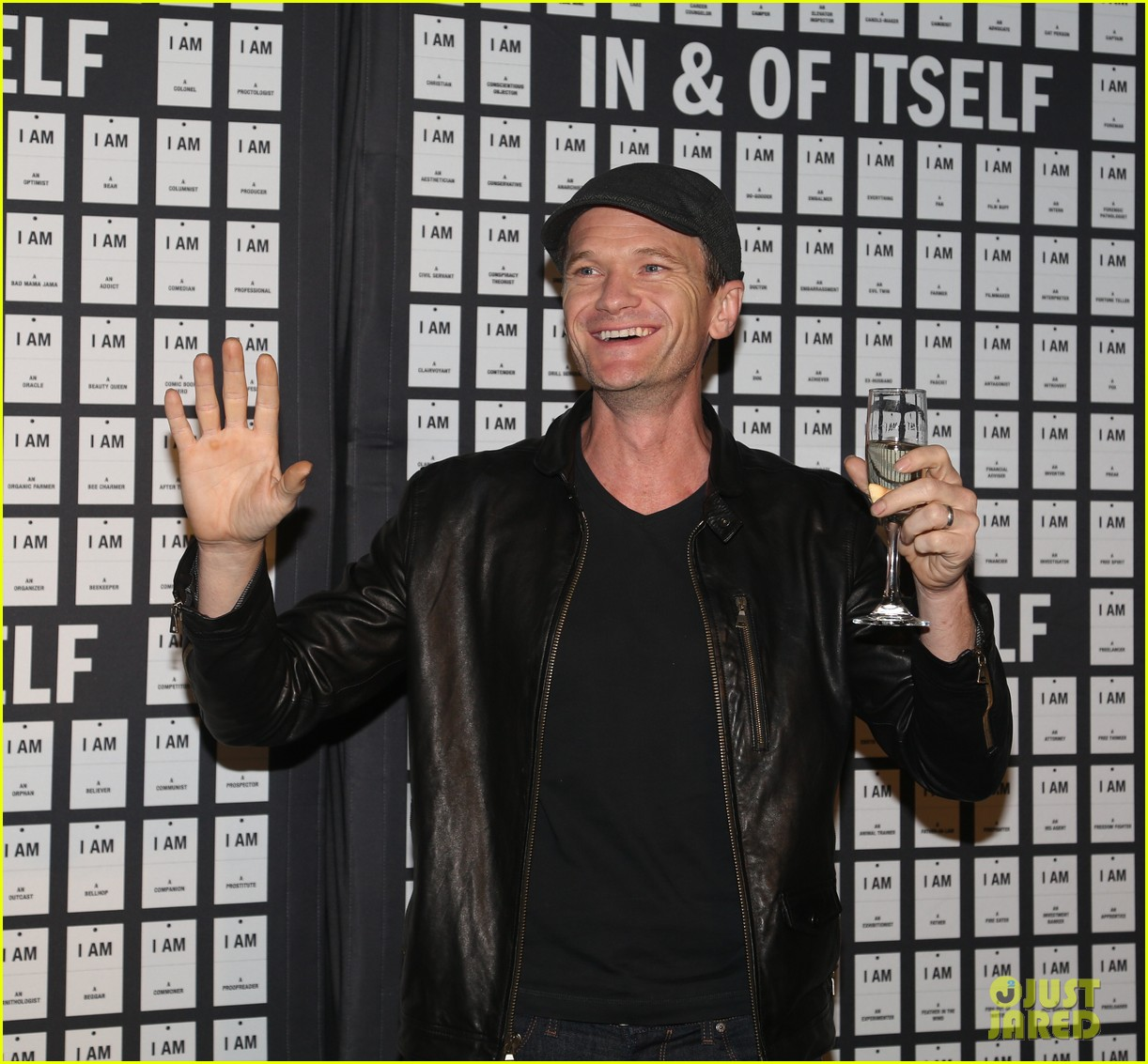 neil patrick harris celebrates 200 performances of in of itself 023972025