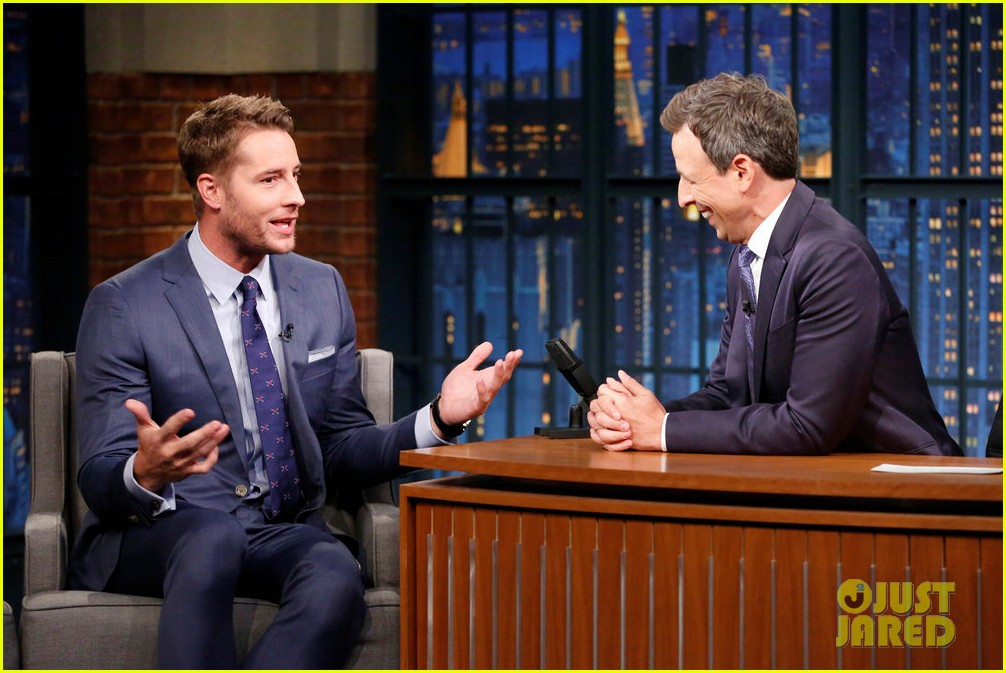 justin hartley loved working with sylvester stallone on this is us 023967432