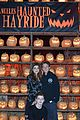 these celebs got spooked on the la haunted hayride 16
