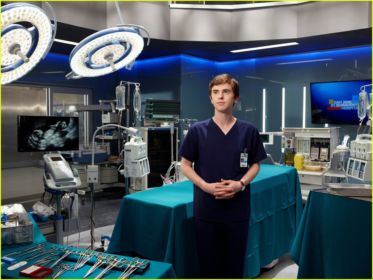 freddie highmores the good doctor full season order 013967529