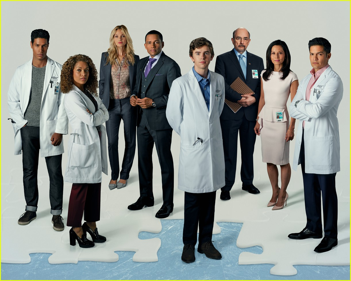 freddie highmores the good doctor full season order 033967531